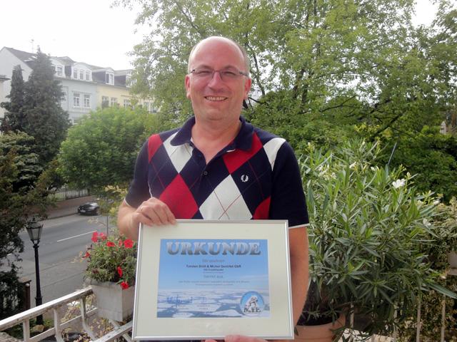 Herr Torsten Dröll, DG Fruchthandel, 60437 Frankfurt am Main