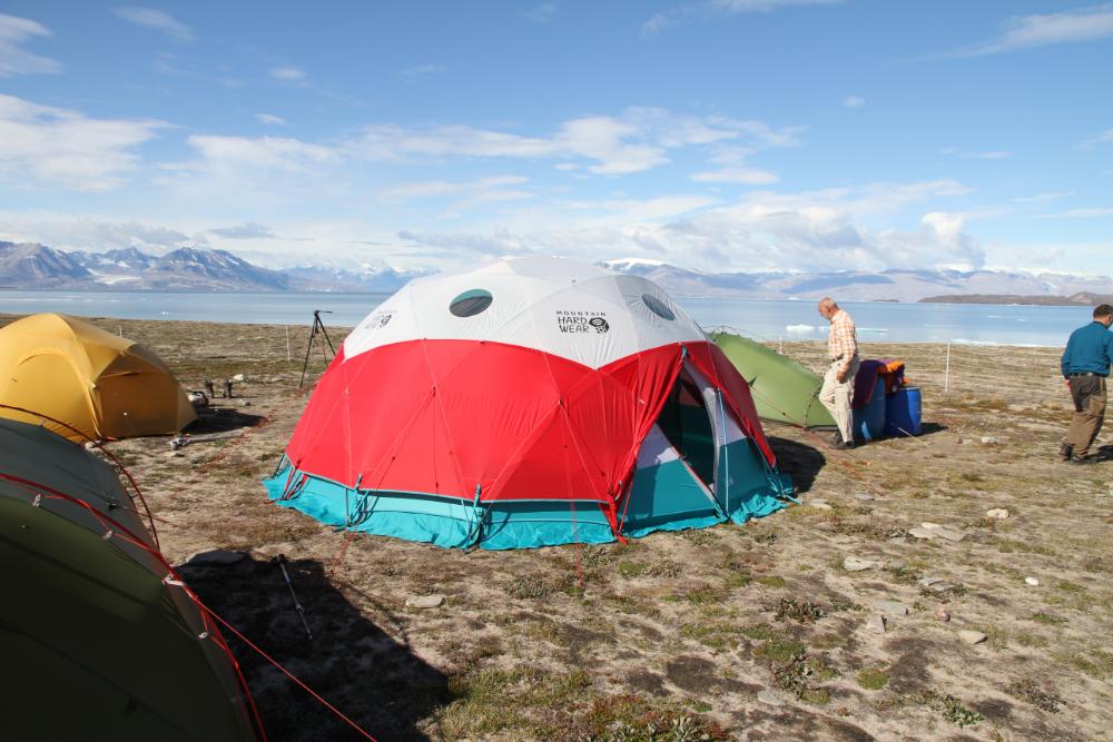 Karupelv Valley/Grönland IV.